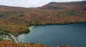 Take Our Favorite Vermont Fall Hike, Mount Pisgah Trail, When You Need A Little Nature Therapy
