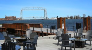Watch The Ships Come In At Silos Restaurant, A Delicious Duluth, Minnesota Restaurant With Incredible Views