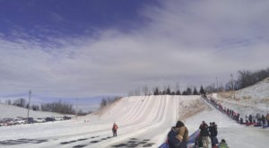 Tackle A 12-Lane Snow Tubing Hill At Great Bear Ski Valley In South Dakota This Year