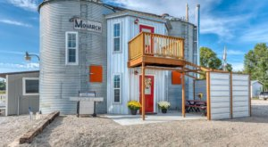 Enjoy A Staycation At The Silo, Montana's Most One-Of-A-Kind Airbnb