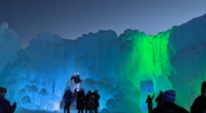 These Jaw-Dropping Ice Castles Are Returning To Colorado This Winter And You Need To See Them