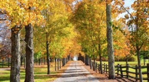 Sharon Is A Small, Rural Town In Vermont That Is A Gem To Visit In Autumn