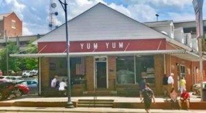Yum Yum's Better Ice Cream Has Been Around For 100 Years Serving Homemade Ice Cream And Hot Dogs In North Carolina