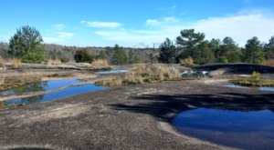 This 1.7-Mile Hike In South Carolina Is Full Of Jaw-Dropping Natural Pools