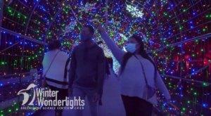 Take The Holiday Walk Through Winter Wonderlights In North Carolina This Year For Fantastic Family Fun