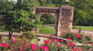 Ritter Park Is A Fascinating Spot in West Virginia That's Straight Out Of A Fairy Tale