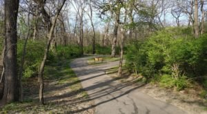 Explore One Of The Best Year-Round Hikes At Turkey Creek Streamway Trail In Kansas