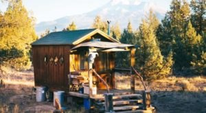 Get Cozy With A Weekend Getaway In This Charming Tiny House In Northern California