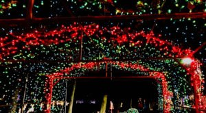 Enjoy More Than Two Million Lights At Alabama's Free Christmas In The Park