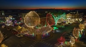 Fayetteville's Beloved Lights Of The Ozarks Will Be Returning To Arkansas