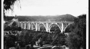 One Of The Most Haunted Bridges In Southern California, Colorado Street Bridge, Has Been Around Since 1912