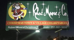 Get In The Spirit At The Biggest Christmas Store In Alabama: Robert Moore & Co. Christmas Town & Village Collectibles