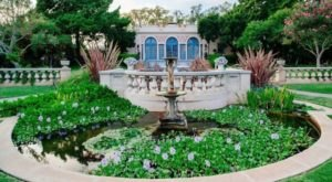 The Enchanting Garden Tour In Southern California At Virginia Robinson Gardens Will Lead You Through Absolute Perfection
