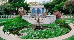 The Enchanting Garden Tour In Southern California At Virginia Robinson Gardens Will Lead You Through Absolute Perfection