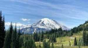Take An Easy Loop Trail Past Some Of The Prettiest Scenery In Washington On The Naches Peak Loop Trail