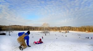 Face The Frost At These 3 Indiana Parks For Some Epic Winter Adventures