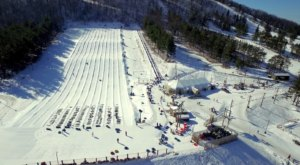 Tackle A 750-Foot Long Snow Tubing Hill At Wisp Resort In Maryland This Year