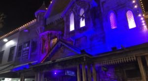 Mortem Manor In Florida Is The Only Year-Round Haunted House In The Area