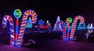 Drive Through Millions Of Lights At Lights Alive! In Texas This Holiday Season