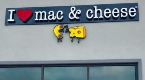 Build Your Own Gourmet Mac 'N Cheese Creation At I Heart Mac And Cheese In Texas