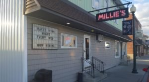 The Award-Winning Wings At Millie's Cafe In Ohio Hit The Spot Every Time