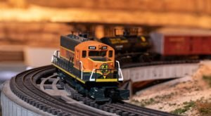 This Massive Model Train Display In Texas Will Enchant Your Inner Child