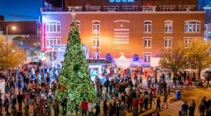 Don't Miss One Of The State's Most Anticipated Events, The Oklahoma City Tree Lighting Festival