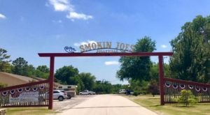 One Of The Oklahomas Most Sought After BBQ Can Be Found At  Smokin' Joe's Rib Ranch