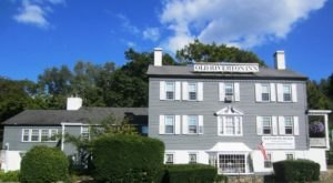 A Historic Bed And Breakfast In Connecticut, The Old Riverton Inn Is Absolutely Charming