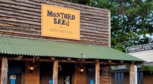 Grab A Cup Of Hot Tea And Lunch At Mustard Seed, A Charming Cafe In Kansas