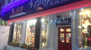 Get In The Holiday Spirit With A Visit To Kringles In The Park, A Year-Round Christmas Shop In Arkansas