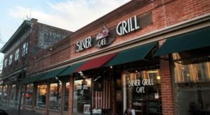 Forget Coffee, The Best Part Of Waking Up Is The Silver Grill Cafe In Colorado