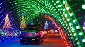 4 Drive-Thru Christmas Lights Displays In Arizona The Whole Family Can Enjoy