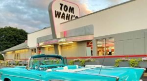 Tom Wahl's Might Be The Best Burger Joint In Western New York