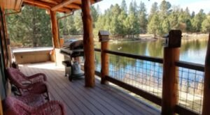 Stay In A Charming Oregon Cottage With Its Own Private Pond