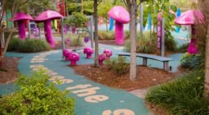 The Literacy Garden In Mississippi Is A Childhood Dream Brought To Life