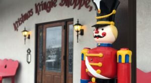 You'll Have A Holly Jolly Time When Visiting These 4 Christmas Stores In Wisconsin