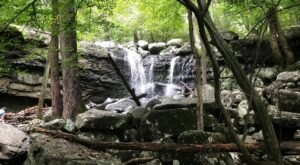 Ringing Rocks Trail Leads To One Of The Most Unique Natural Wonders In Pennsylvania