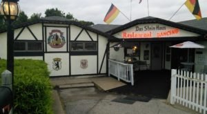 You'll Be Transported To German Dining At Das Stein Haus in Missouri