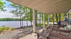 Forget The Resorts, Rent This Charming Waterfront Pocono Lake Home In Pennsylvania Instead