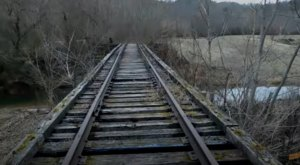 One Of The Most Haunted Bridges In Tennessee, Drummond Bridge Has Been Around Since The 1800s