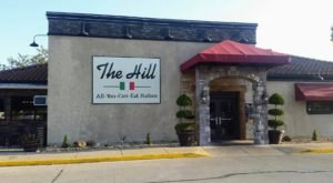 When COVID Ends, You'll Want To Check Out The All-You-Can-Eat Dessert Buffet In Missouri, The Hill Italian Restaurant