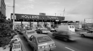 The Holland Tunnel Tolls Are Going Cashless; Other New Jersey Bridges & Tunnels Will Follow Suit