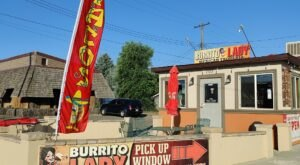 The Burrito Lady Is A Tiny Shack In Idaho That Serves The Biggest, Most Satisfying Burritos
