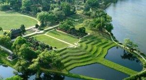 Visit The Oldest Landscaped Gardens In America At Middleton Place Plantation In South Carolina