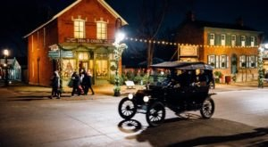 Even The Grinch Would Marvel At The Holiday Nights Event At Greenfield Village In Michigan