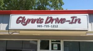 Visit Glynn's Drive-In, The Small-Town Diner Near New Orleans That's Been Around Since The 1950s