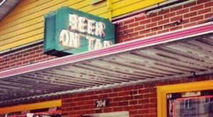 People Drive From All Over West Virginia To Try The Famous Beer At Mario's Fishbowl