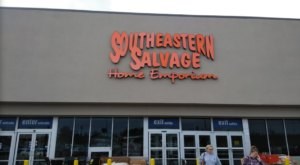 A Visit To Southeastern Salvage Home Emporium In South Carolina Is Just Like A Treasure Hunt Every Time You Go