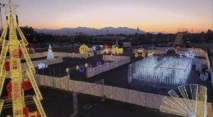 Wander Through A Fairyland of Lights At Utah's Lumaze This Season